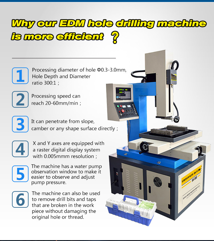 EDM Drilling Machine (2)