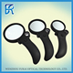 Alibaba China 2.5X Black Plastic handheld Magnifying Glass With led light