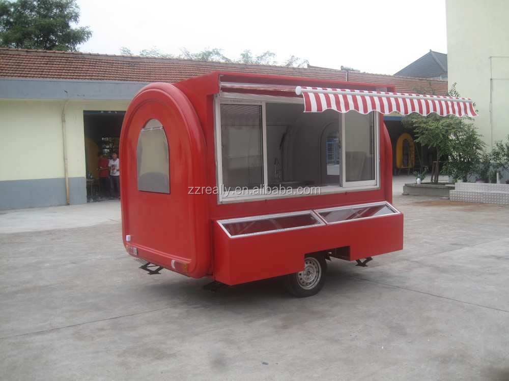 Mobile Kitchen Trailer Food Truck Food Truck Trailer For