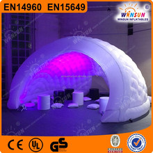 Hot deals used giant customized inflatable office tent wholesale