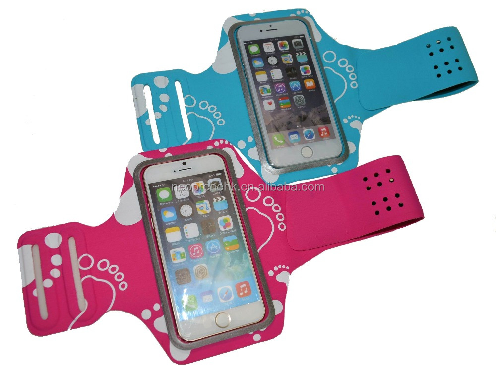 SPORT RUNNING GYM ARMBAND ARM BAND STRAP CASE COVER FOR iPHONE 6