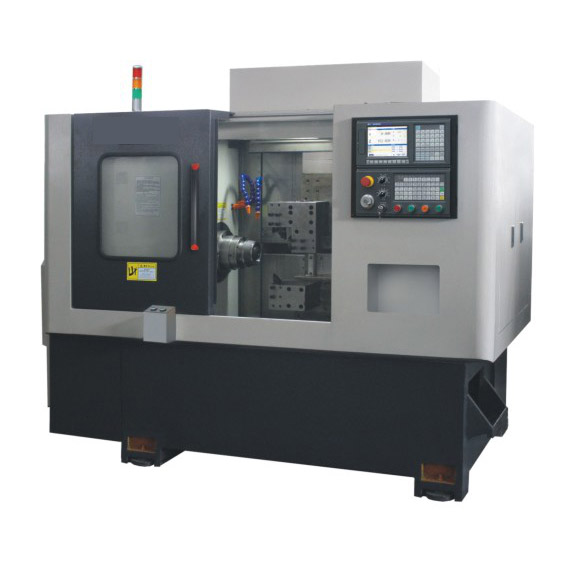 CK7710 top quality hot selling metal cnc Lathe Machine