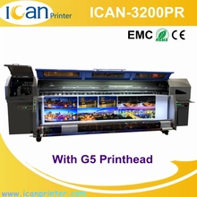 Multifunction 2 /4 heads large-format eco solvent printer cutter machine to print vinyl stickers