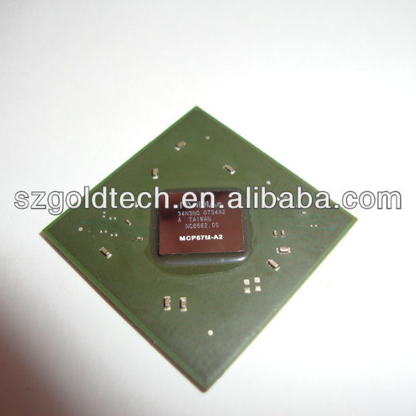 list all electronic components items new and original Integrated graphics ic chips MCP67M-A2