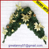 Christmas Handmade Wreath Hanging Ornaments Decorations plastic homemade christmas ornaments decorations