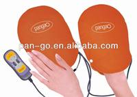 PH-2501 Vibration infrared heating electrical massage gloves