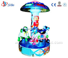 GMKP-46 SiBo 2 seat cheap go karts for sale small carousel go round for kids