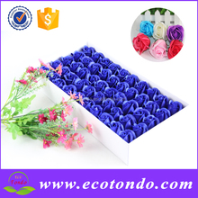 2016 new artificial flower for wall decoration,flower wrapping metarial wholesale