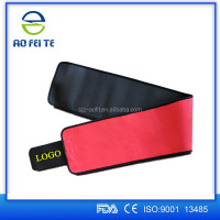 Comfortable Soft Neoprene Fabric Waist Protector Waist Slimming Band For Excercise