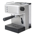 Stainless Steel espresso Coffee machine with 19 bars