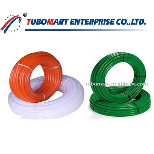 Plastic pex al pex radiant tubing flexible pipe buy pex for Plastic water pipe pex