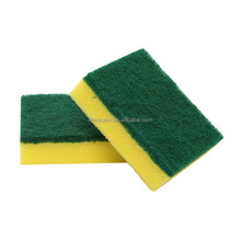 Gold supplier Kitchen colorful Cleaning dish sponge Large discount on September