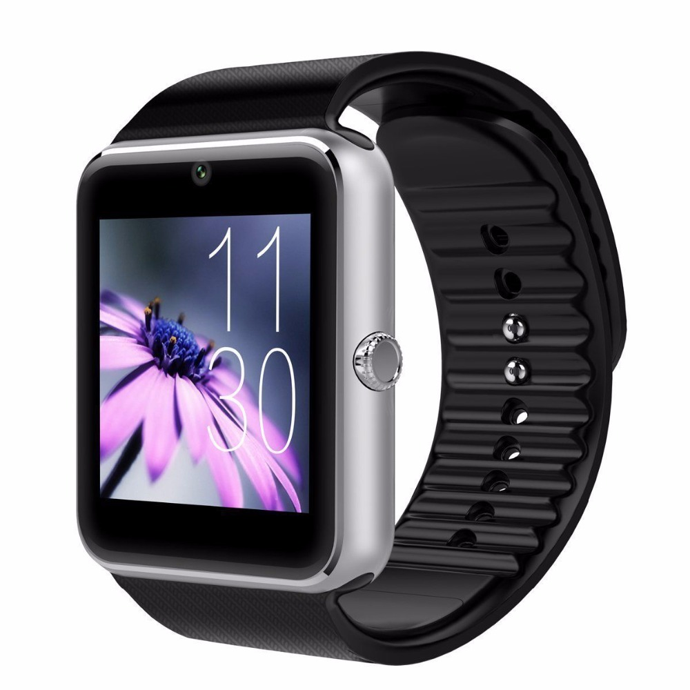 Hot sales popular android smart watch phone gt08