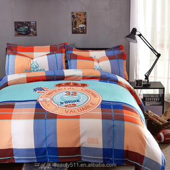 Polyester Cotton Percale Bed Sheets BS274