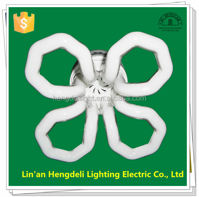 Plum blossom type 85W 125W energy saving lampcompact fluorescent lamp