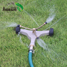 Chinese pendent cover jet brass wobbler nozzle rotating mobile impact farm equipment garden sprinkler watering