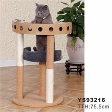 China Supplier New Style Fashion Cat Scratcher Tree Made In China