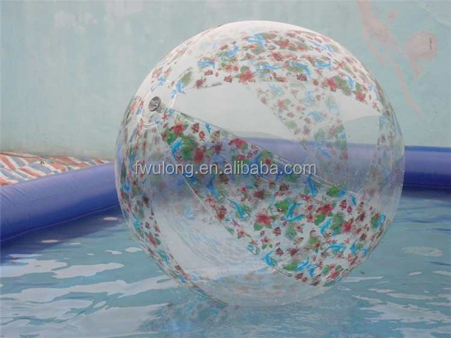 Factory price inflatable water walking ball, water zorb ball, inflatable water balloon for sale
