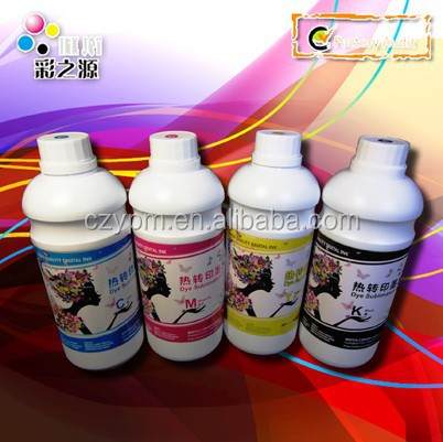 Manoukion Dye Sublimation ink for Mutoh RJ900X sublimation printer with dx5 head