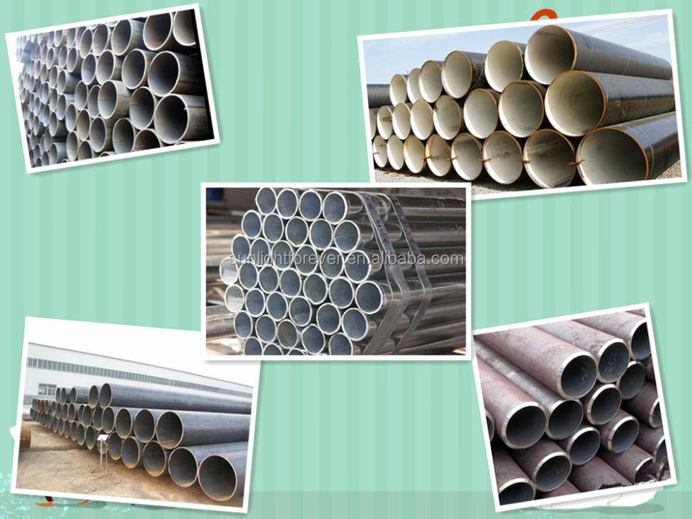 alibaba websit corrugated galvanized steel pipe Building materials gi steel pipe