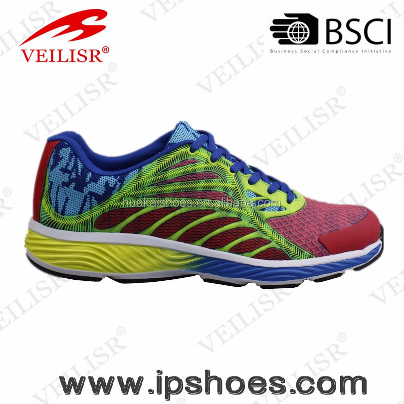 2017 factory OEM customize sports trainer, women & men sports shoes from jinjiang factory