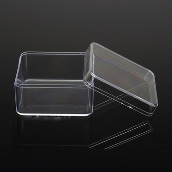Chinese factory wholesale small square plastic storage box