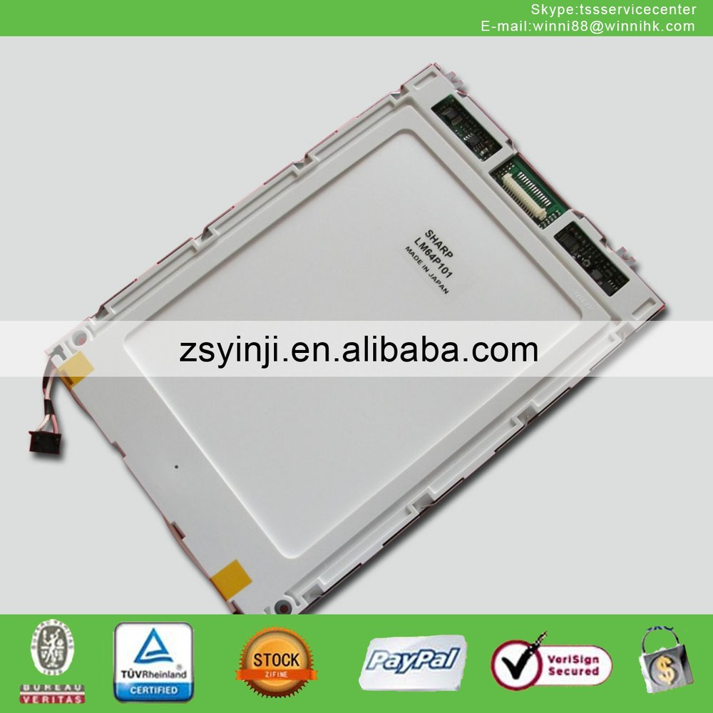 LCD panel,LCD module,LM64P101 LM64P10 LM8M64 LCM-5507-24NAK
