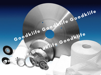 610 Tissue log saw blade for toilet-roll paper cutting with High Precision