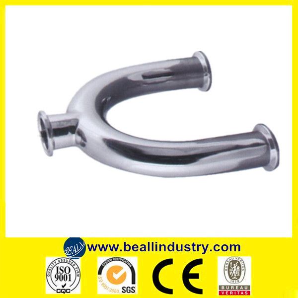 China supplier for 3/4' inch stainless steel tee for pipe