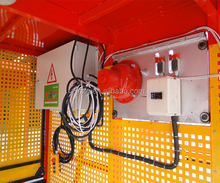 SAJ Falling Protection Safety Device of Construction Hoist/Material Lift/Building Hoist