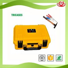 Tricases china supplier manufacture first grade IP67 hard plastic case trolley case with foam M2200