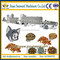 promotional inflatable automatic cat food line, dog food machine