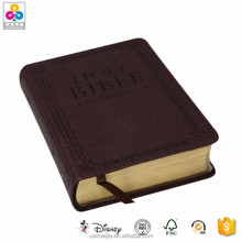 Competitive price Book Printing Services Sewing Binding Bible