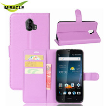 High Quality Wallet Flip Leather Case For ZTE Blade V8 Pro Fashion Stand Cover