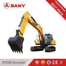 SANY SY235 25 Ton Medium Digging Hole Machine rc Excavator for Hot Sale