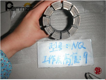 AQ,BQ,NQ,HQ,PQ Impregnated Diamond Core Drill Bits geological drilling machine