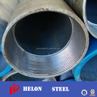 150mm galvanized tube distributor !! galvanized tube & pipe