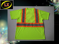 Safety Reflective Hi Viz T Shirt