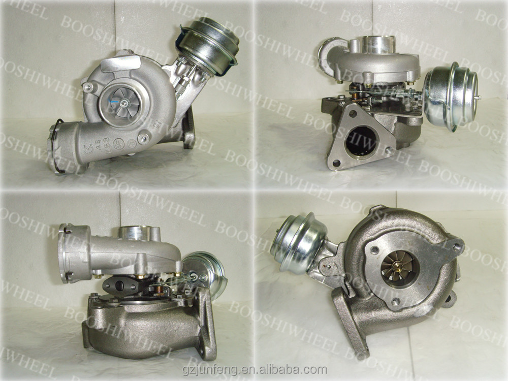 Turbo 717858-0001 717858-0002, with Engine GT1749V AVF/ AWX For <strong>Audi</strong> cars