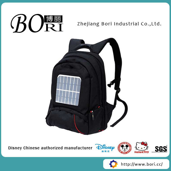 17 waterproof laptop backpack solar chargeable backpack cute 2d cartoon backpack