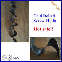continuous cold rolled conveyor screw,spiral blade cold rolling machine,Classifier