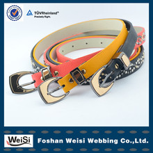 2015 New Arrival PU Leather Belt For Women With Competitive Price