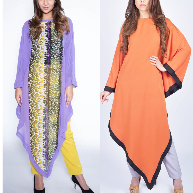 2017 New Style Asymetric Moroccan Kaftan Dress For Sale