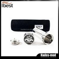 IBEST 2014 the best quality products /new trendy products 26650 battery hades mod