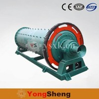 Small Grinding Machine / Ball Mill Fine Powder Grinding Machine For Sale