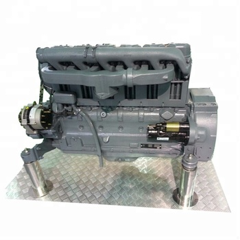 Air cooling 98HP Deutz F6L914R engine use for generator set