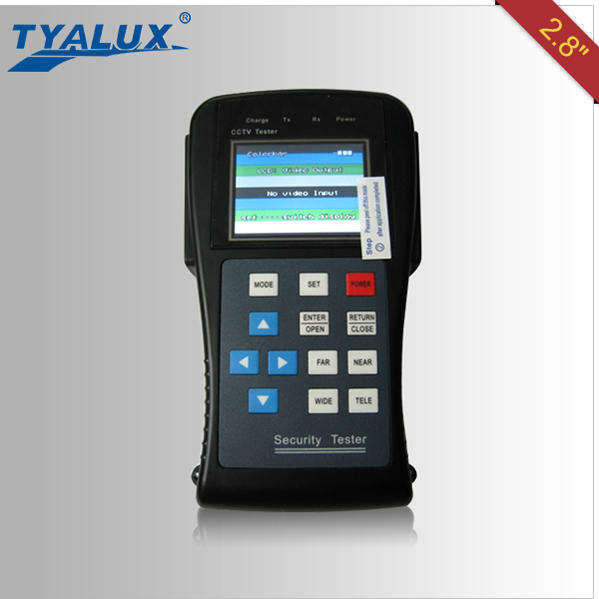 Video signal level test (IRE) Multi-Function Cctv Tester Price