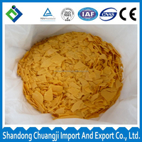 Factory price yellow flakes sodium hydrosulfide/hydrosulphide 70% NaSH/NaHS