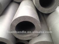 Nitrile / flexible / color foam pipe for bottle cup and machine
