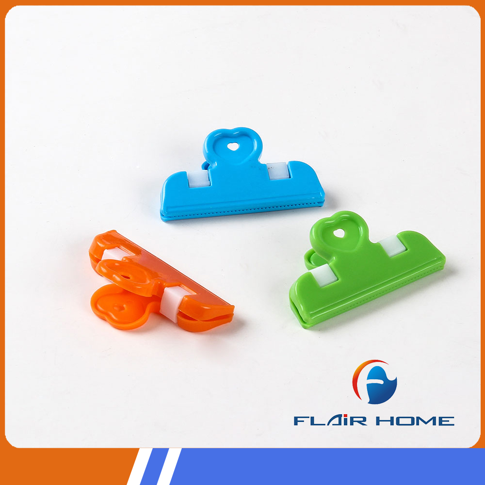Hot sell food plastic chip clip